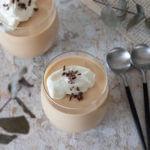 ミルクティームースのレシピと作り方。 料理研究家・フードコーディネーター藤井玲子のレシピと料理写真。れこれしぴ