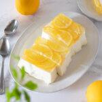 パウンド型で★はちみつレモンのレアチーズケーキのレシピと作り方。 料理研究家・フードコーディネーター藤井玲子のレシピと料理写真。れこれしぴ