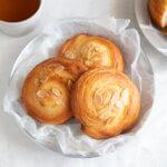 はちみつミルクのうずまきパンのレシピと作り方。 料理研究家・フードコーディネーター藤井玲子のレシピと料理写真。れこれしぴ