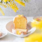 レモンパウンドのレシピと作り方。スタイリングと写真の撮り方。 料理研究家・フードコーディネーター藤井玲子のレシピと料理写真。れこれしぴ