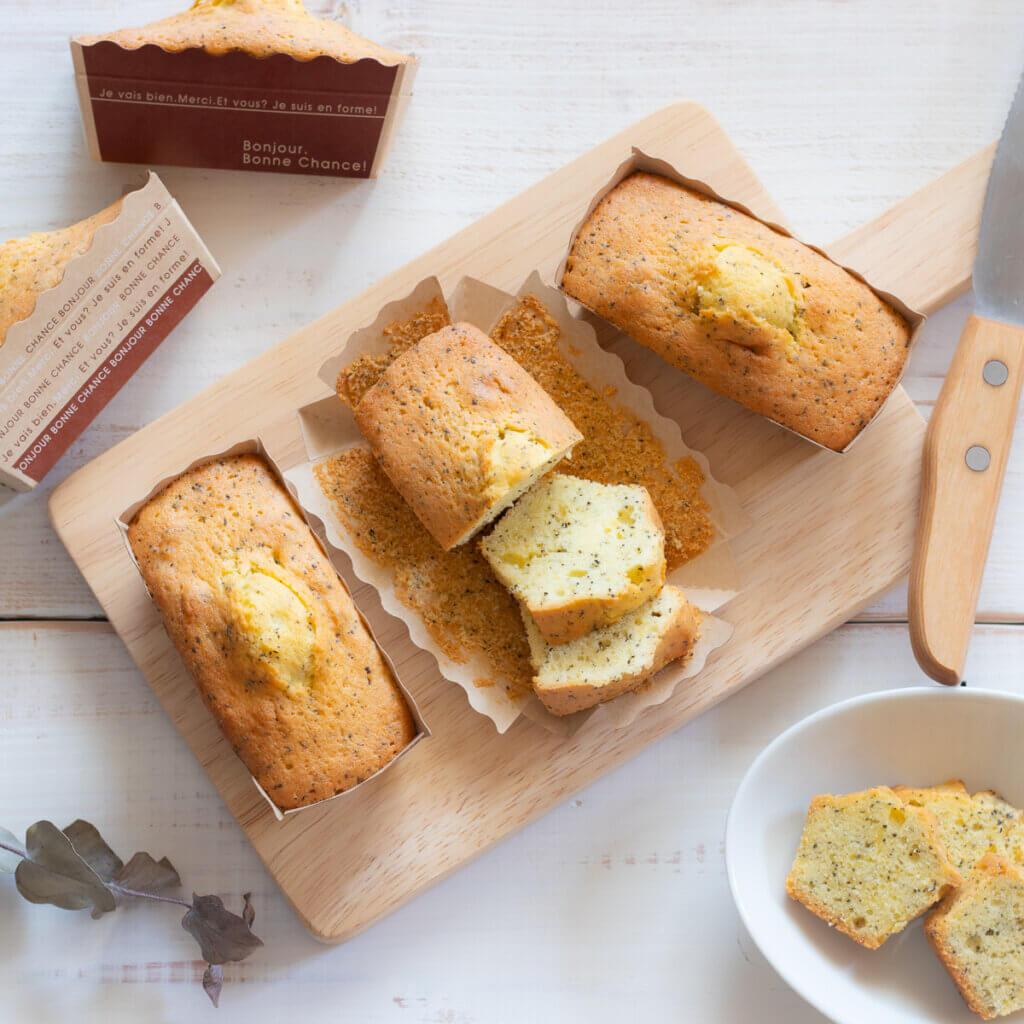 ミニパウンド型で♪紅茶のパウンドケーキのレシピと作り方。スタイリングと写真の撮り方。 料理研究家・フードコーディネーター藤井玲子のレシピと料理写真。れこれしぴ