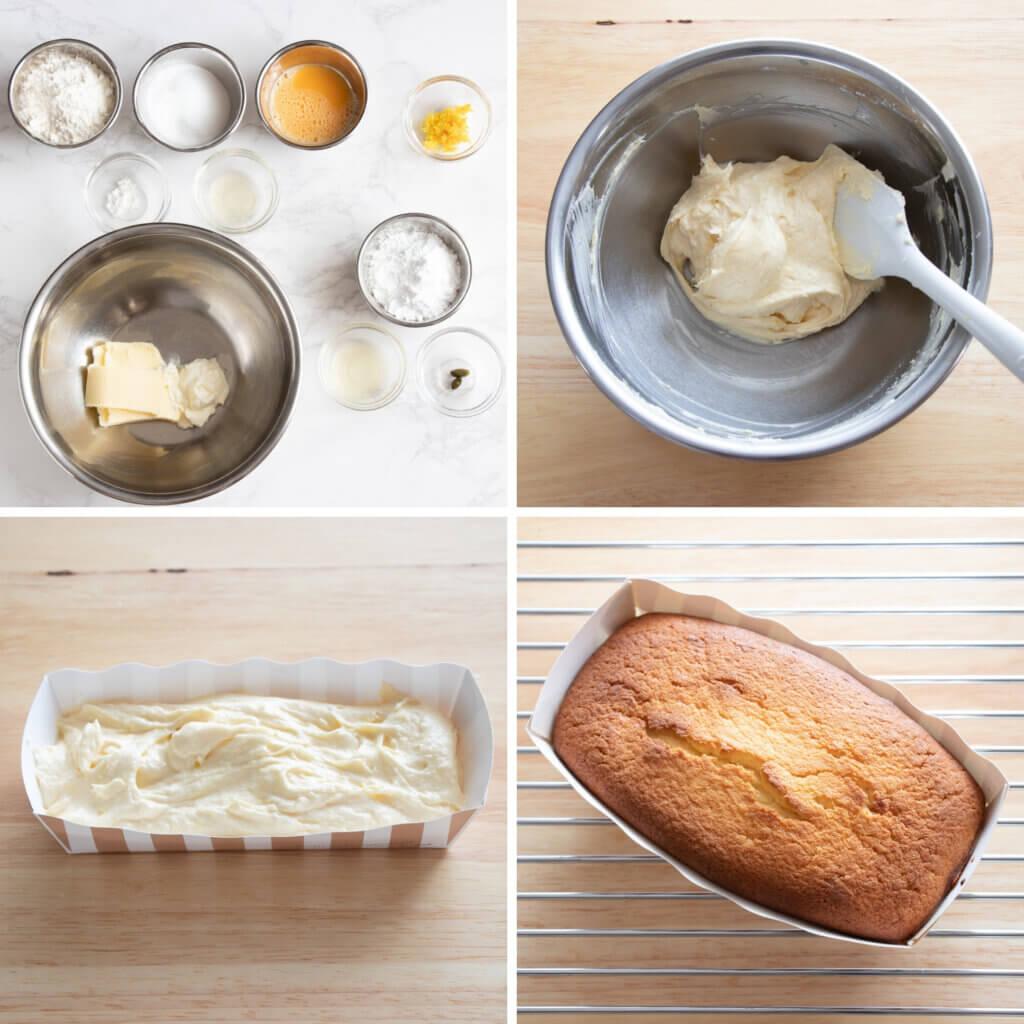 甘酸っぱい♪ウィークエンドシトロンのレシピと作り方。スタイリングと料理写真の撮り方。 料理研究家・フードコーディネーター藤井玲子のレシピと料理写真。れこれしぴ