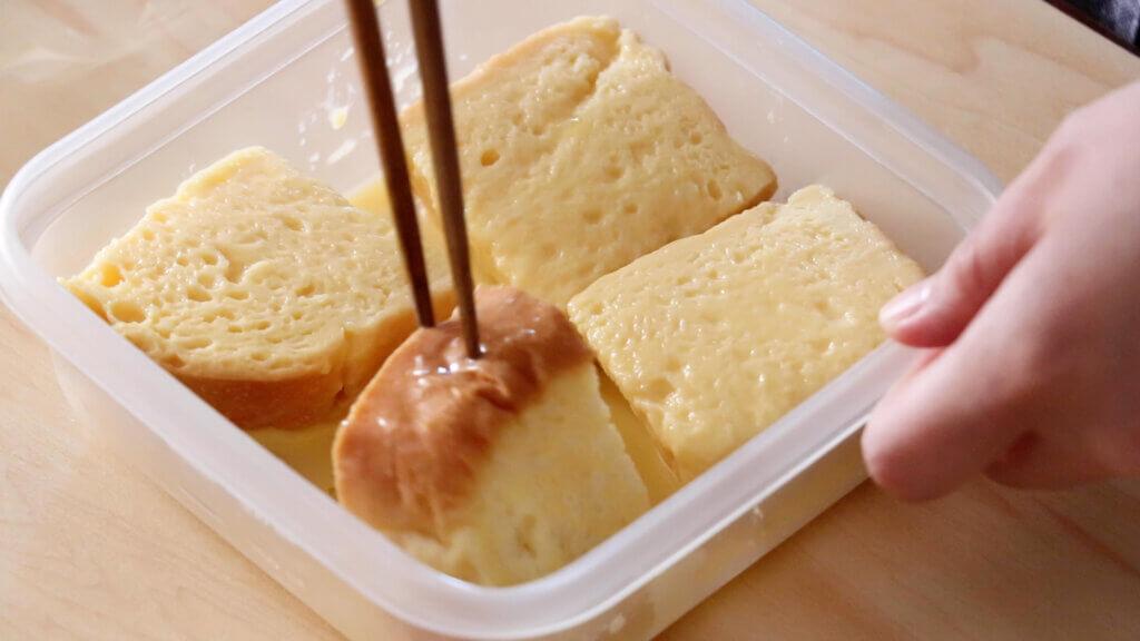 ふわとろ食感♡フレンチトーストのレシピと作り方。スタイリングと料理写真の撮り方。 料理研究家・フードコーディネーター藤井玲子のレシピと料理写真。れこれしぴ
